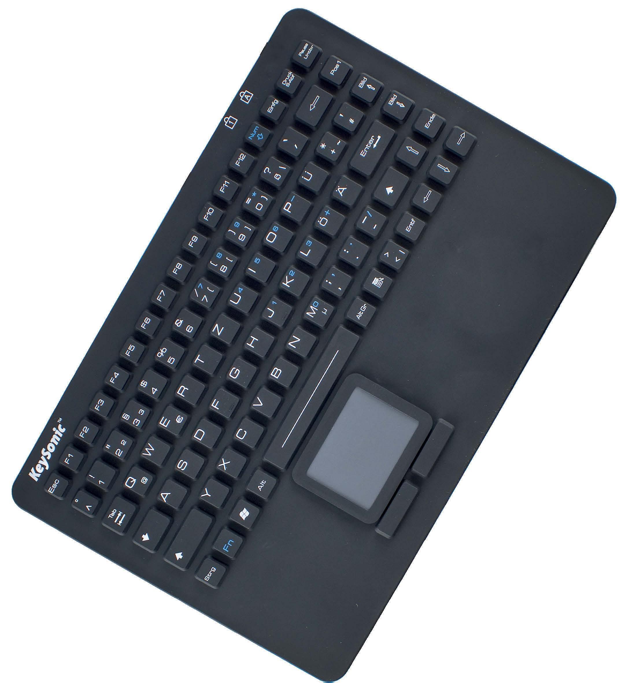 ksk 5230 in tastatur schwarz wei mobile and more. Black Bedroom Furniture Sets. Home Design Ideas