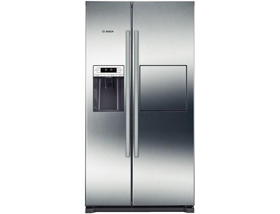 Side By Side Kühlschrank Preis Leistungssieger : Kag ai side by side kühlschrank edelstahl otto hangele