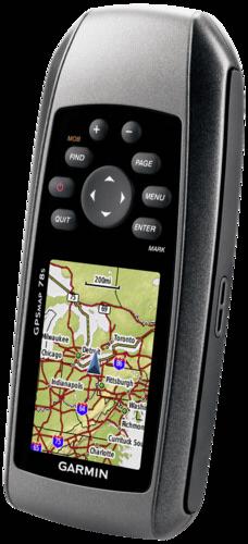 Garmin GPSMap 78S Von