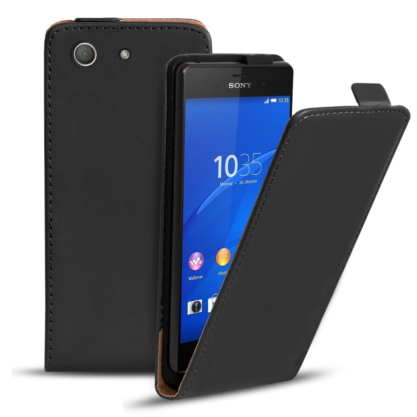 Basic Flip Sony Xperia Z3 pact von Safers