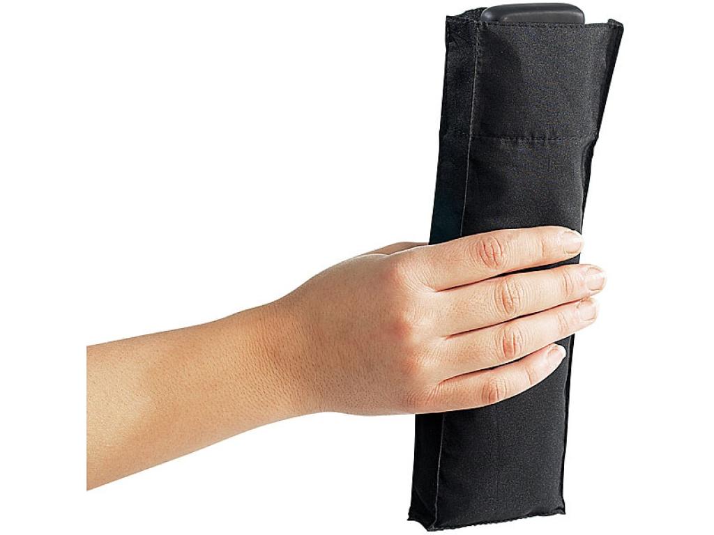 pearl mini regenschirm mit 1 meter spannweite f r reise. Black Bedroom Furniture Sets. Home Design Ideas