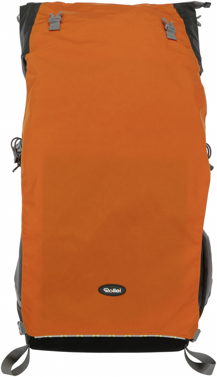 b6bbd88723 Canyon XL Unisex 50l Nylon Grau Reiserucksack, Grau, Orange von Rollei