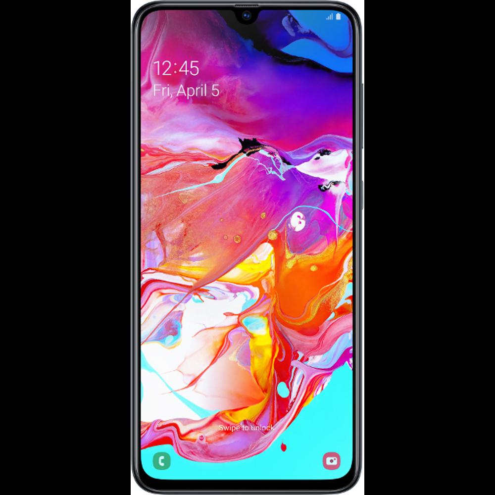 Galaxy A70 128 Gb Schwarz Vodafone Traunstein